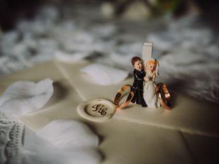 Le nozze di Coly e Simone 1