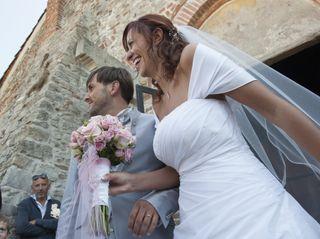 Le nozze di Sabrina e Stefano
