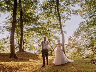 Le nozze di Vanessa e Francesco