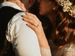 Le nozze di Greta e Michele