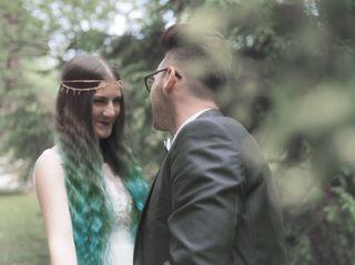 Le nozze di Marisa e Raffaele