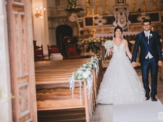 Le nozze di Roberto e Rita