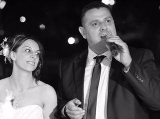 Le nozze di Andreea e Ciro