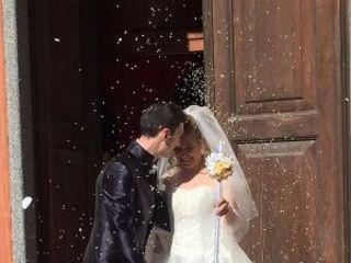 Le nozze di Roberta Albani e Maurizio Riboni 2
