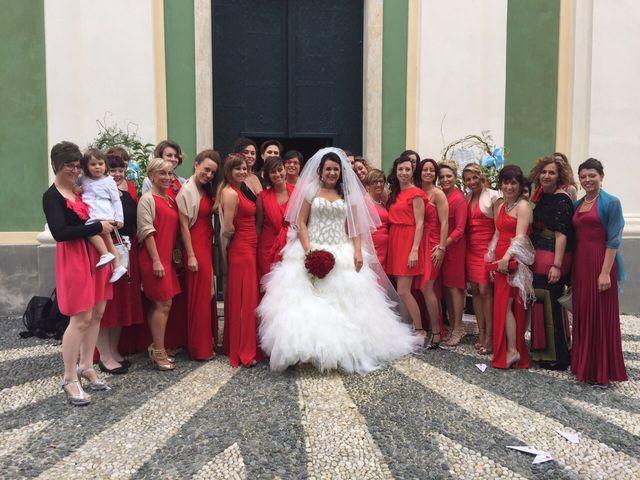 Il matrimonio di Fausto e Pamela a Celle Ligure, Savona 8