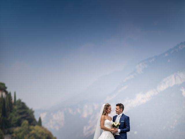 Le nozze di Hilde e Cristian