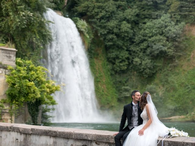 Le nozze di Claudia e Francesco