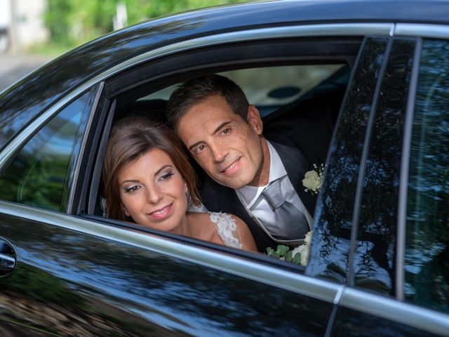 Il matrimonio di Monica e Fabio a Prato, Prato 1