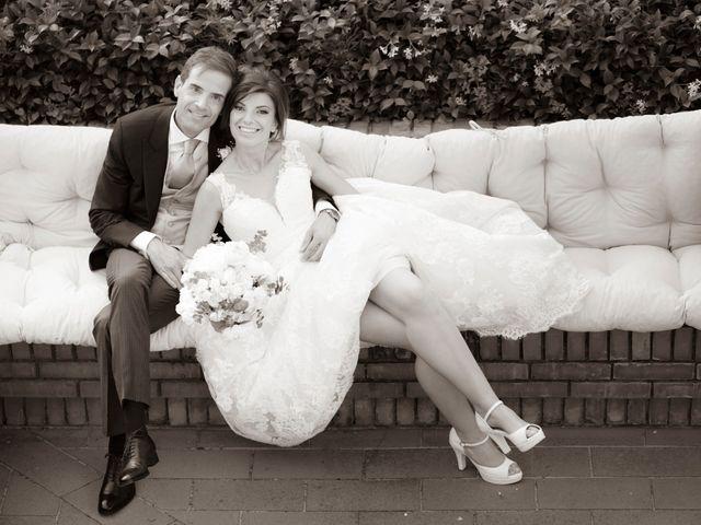 Il matrimonio di Monica e Fabio a Prato, Prato 9
