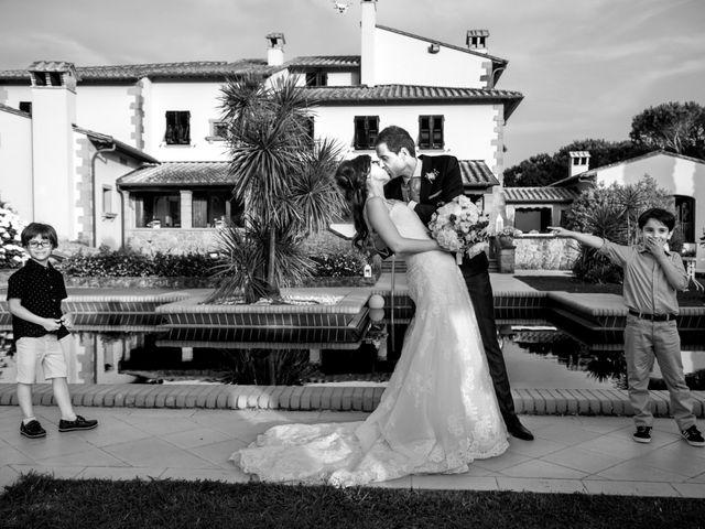 Il matrimonio di Monica e Fabio a Prato, Prato 12