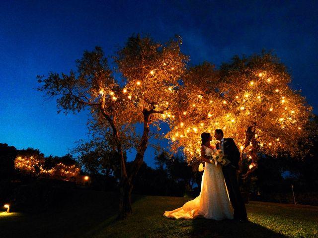 Le nozze di Fabio e Monica