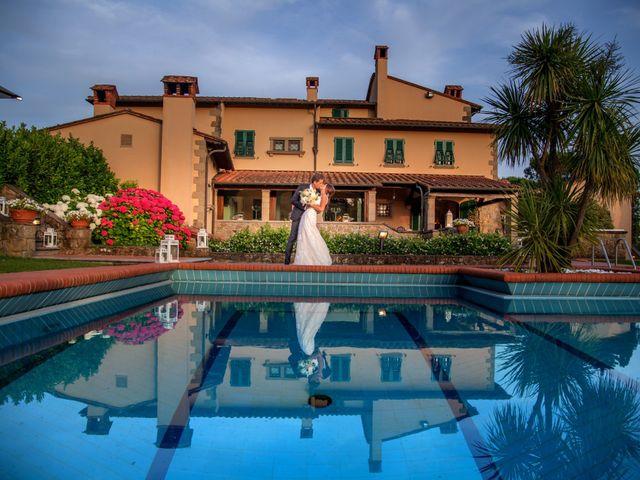 Il matrimonio di Monica e Fabio a Prato, Prato 8