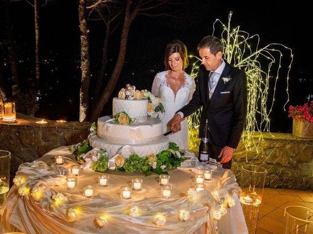 Il matrimonio di Monica e Fabio a Prato, Prato 15