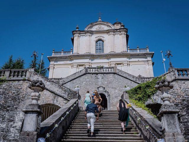 Il matrimonio di Francesco e Vanessa a Marchirolo, Varese 32