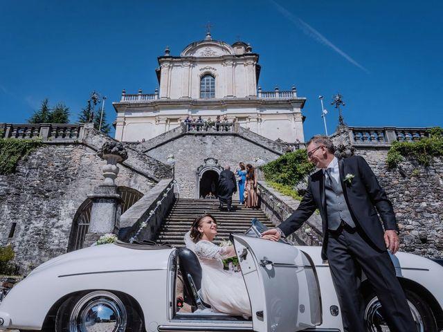 Il matrimonio di Francesco e Vanessa a Marchirolo, Varese 29