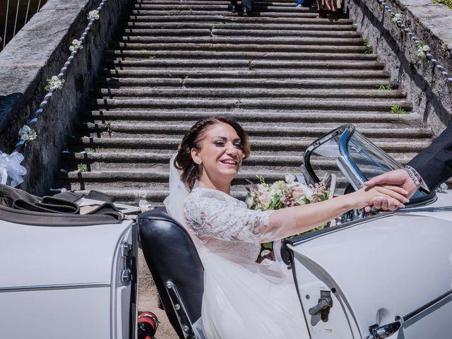 Il matrimonio di Francesco e Vanessa a Marchirolo, Varese 28