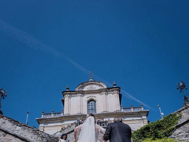 Il matrimonio di Francesco e Vanessa a Marchirolo, Varese 27