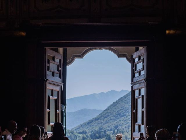 Il matrimonio di Francesco e Vanessa a Marchirolo, Varese 26