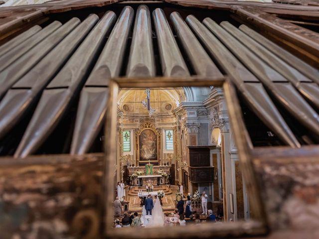 Il matrimonio di Francesco e Vanessa a Marchirolo, Varese 25
