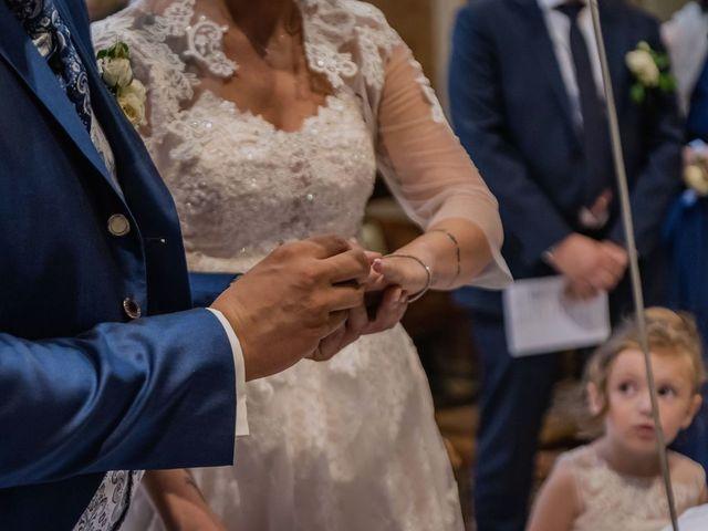 Il matrimonio di Francesco e Vanessa a Marchirolo, Varese 24