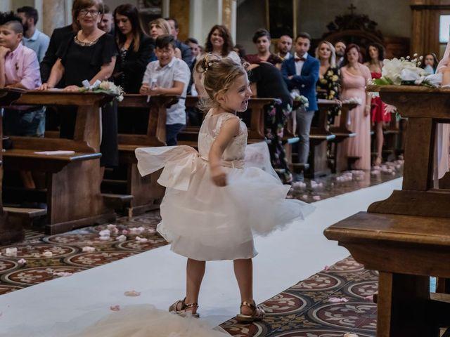 Il matrimonio di Francesco e Vanessa a Marchirolo, Varese 22