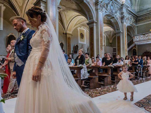 Il matrimonio di Francesco e Vanessa a Marchirolo, Varese 21