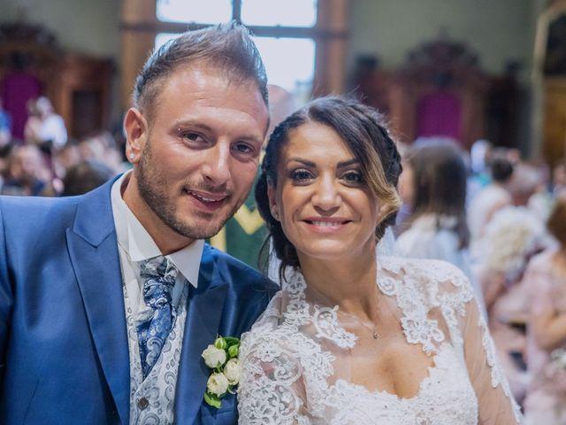 Il matrimonio di Francesco e Vanessa a Marchirolo, Varese 34