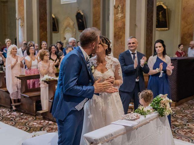 Il matrimonio di Francesco e Vanessa a Marchirolo, Varese 51