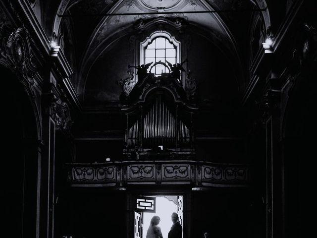 Il matrimonio di Francesco e Vanessa a Marchirolo, Varese 48