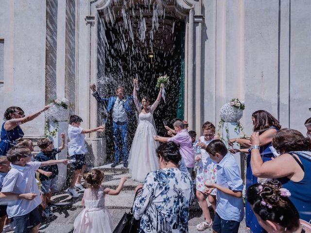 Il matrimonio di Francesco e Vanessa a Marchirolo, Varese 46