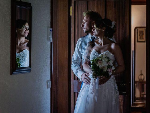 Il matrimonio di Francesco e Vanessa a Marchirolo, Varese 41