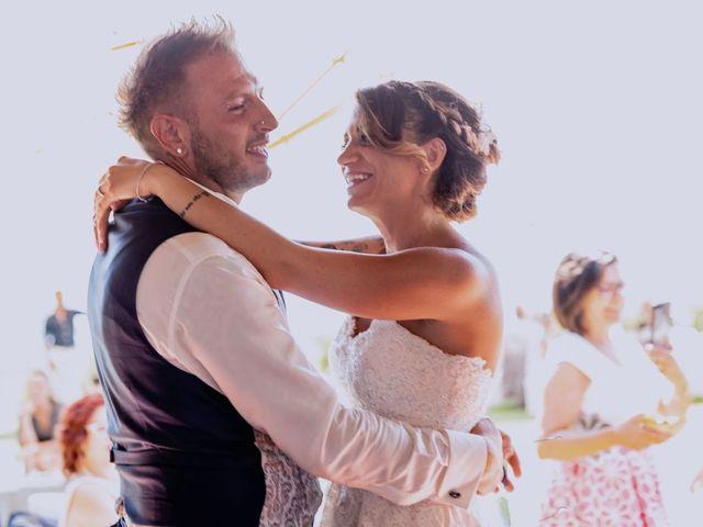 Il matrimonio di Francesco e Vanessa a Marchirolo, Varese 40