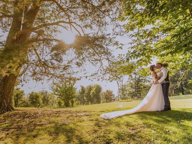 Il matrimonio di Francesco e Vanessa a Marchirolo, Varese 50