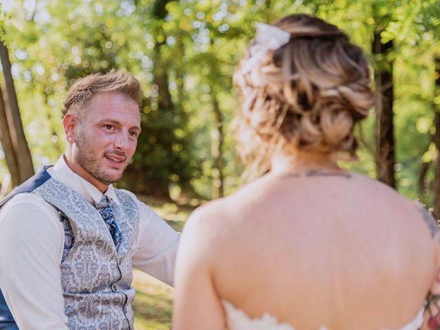 Il matrimonio di Francesco e Vanessa a Marchirolo, Varese 63
