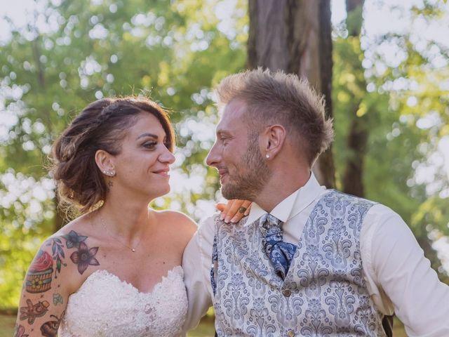 Il matrimonio di Francesco e Vanessa a Marchirolo, Varese 62