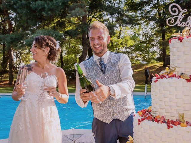 Il matrimonio di Francesco e Vanessa a Marchirolo, Varese 58