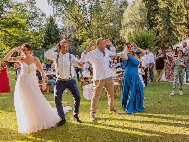 Il matrimonio di Francesco e Vanessa a Marchirolo, Varese 55