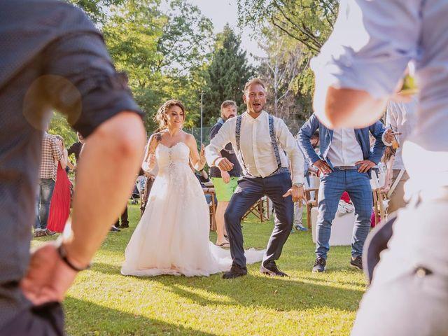 Il matrimonio di Francesco e Vanessa a Marchirolo, Varese 54