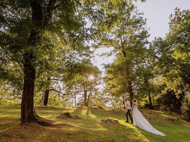 Il matrimonio di Francesco e Vanessa a Marchirolo, Varese 52