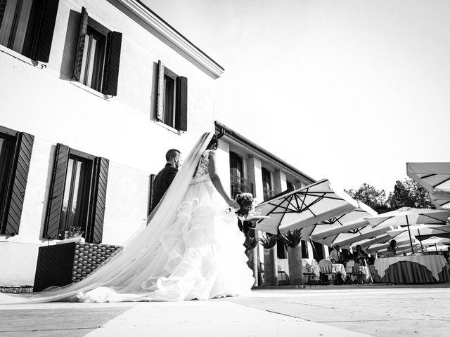 Il matrimonio di Marco e Sarah a Massanzago, Padova 3