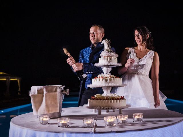 Il matrimonio di Marco e Sarah a Massanzago, Padova 11