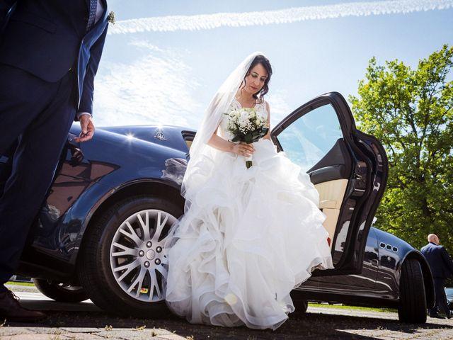 Il matrimonio di Marco e Sarah a Massanzago, Padova 21