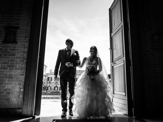 Il matrimonio di Marco e Sarah a Massanzago, Padova 22