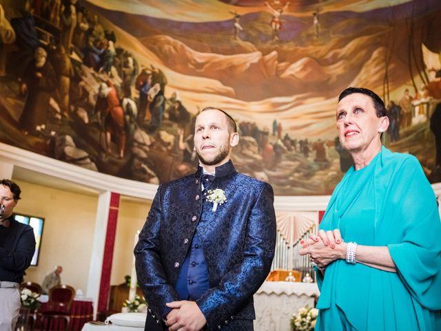 Il matrimonio di Marco e Sarah a Massanzago, Padova 23