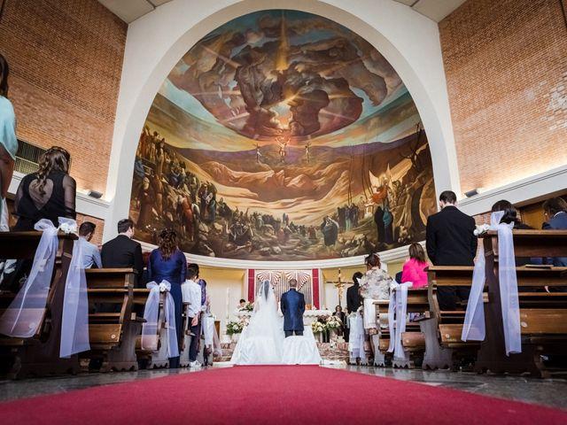 Il matrimonio di Marco e Sarah a Massanzago, Padova 24