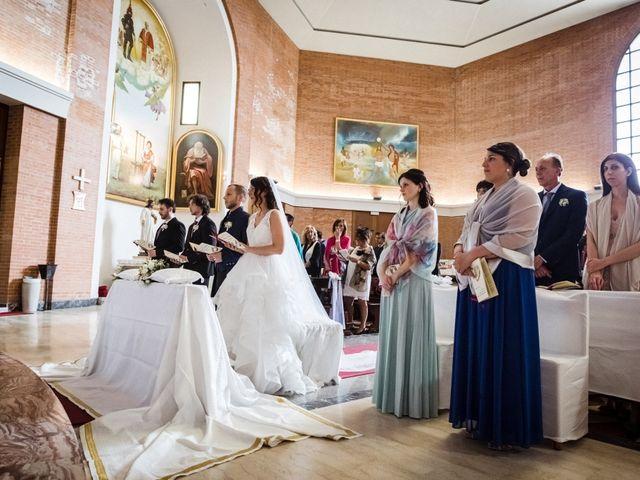 Il matrimonio di Marco e Sarah a Massanzago, Padova 25