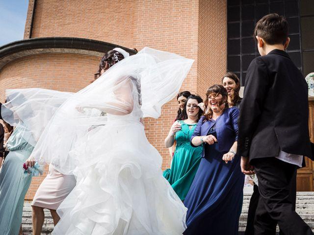 Il matrimonio di Marco e Sarah a Massanzago, Padova 28