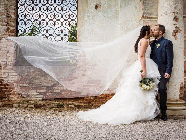 Il matrimonio di Marco e Sarah a Massanzago, Padova 31