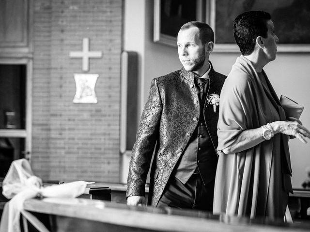 Il matrimonio di Marco e Sarah a Massanzago, Padova 38