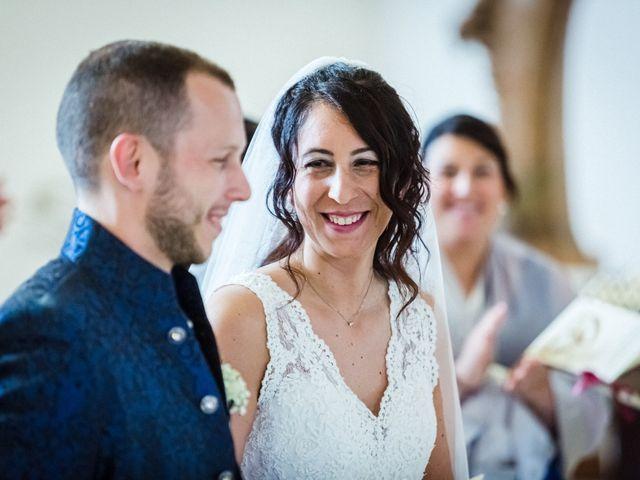 Il matrimonio di Marco e Sarah a Massanzago, Padova 39